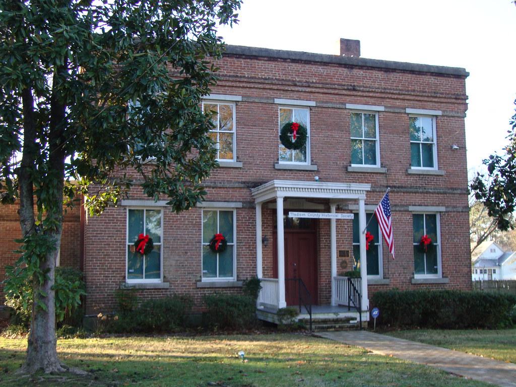 Mississippi madison county canton -  Old Madison County Jail Canton Mississippi By Courthouselover