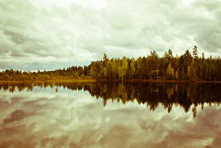 Reflected clouds II | by punkmarko