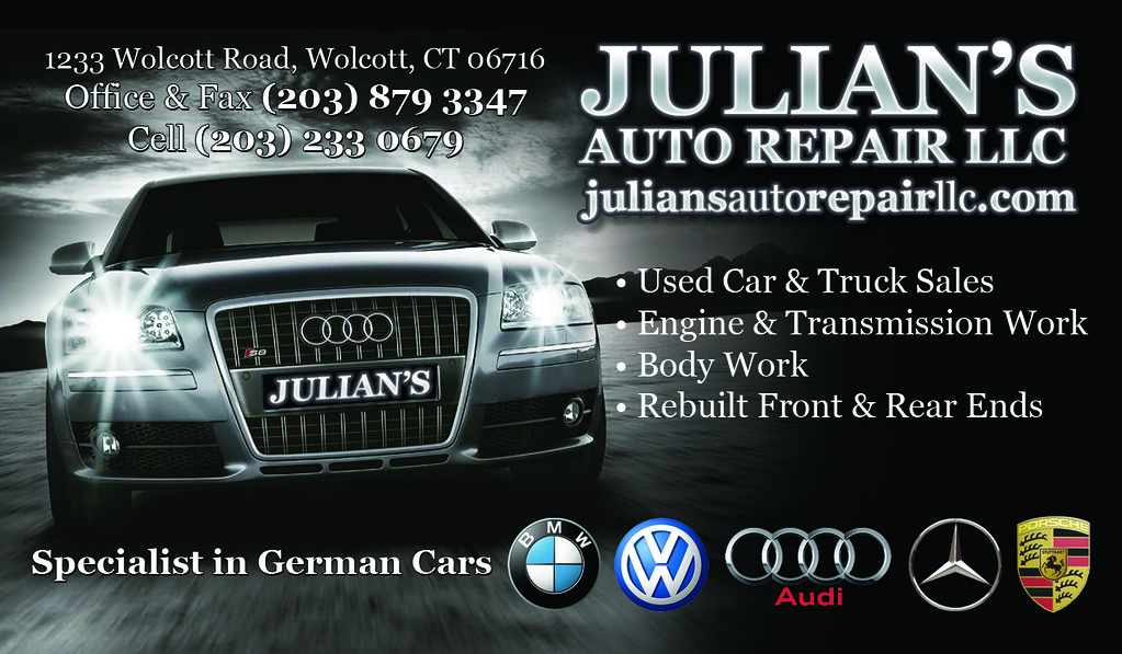 Julian\'s Auto Sales - Business Card Front | samuelmateo | Flickr