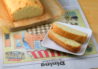 pound cake | by Nook & Pantry