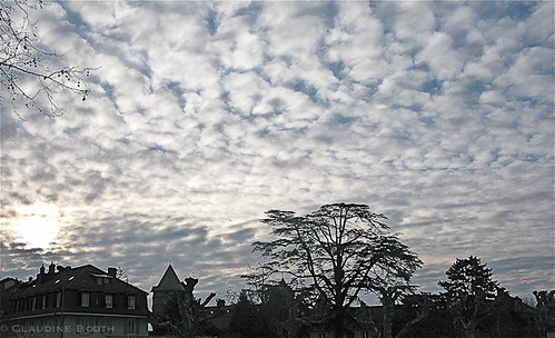 Ciel sur Morges | by Claudine Booth