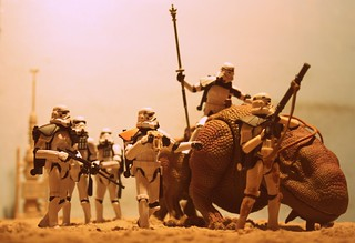 51st intcoy, Tatooine detachement (2) | by beru whitesun