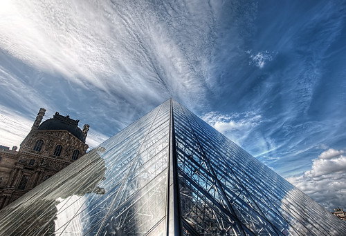 The Louvre | by Stuck in Customs