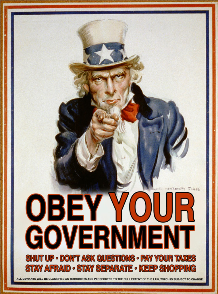 Anti Government: Posters | Redbubble