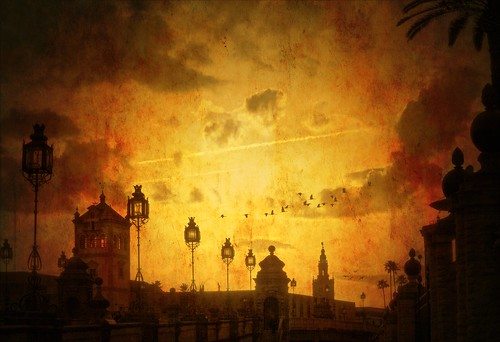 Seville Sunset by Pareeerica. Warm version | by Zu Sanchez