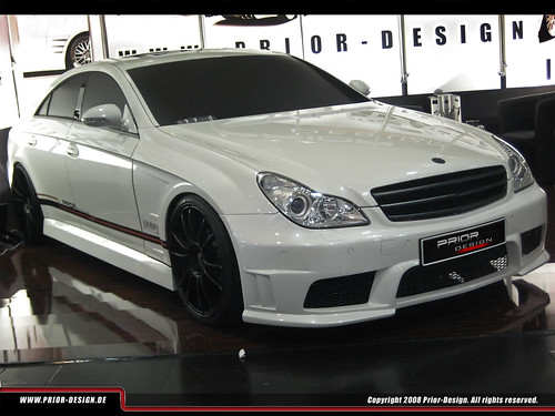 prior design mercedes cls front side view 1920x1440 300dpi. Black Bedroom Furniture Sets. Home Design Ideas