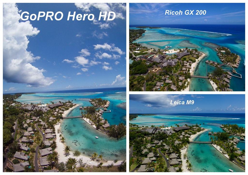 Extract at 100% GoPRO vs Ricoh GX 200 vs Leica M9 full fra…   Flickr