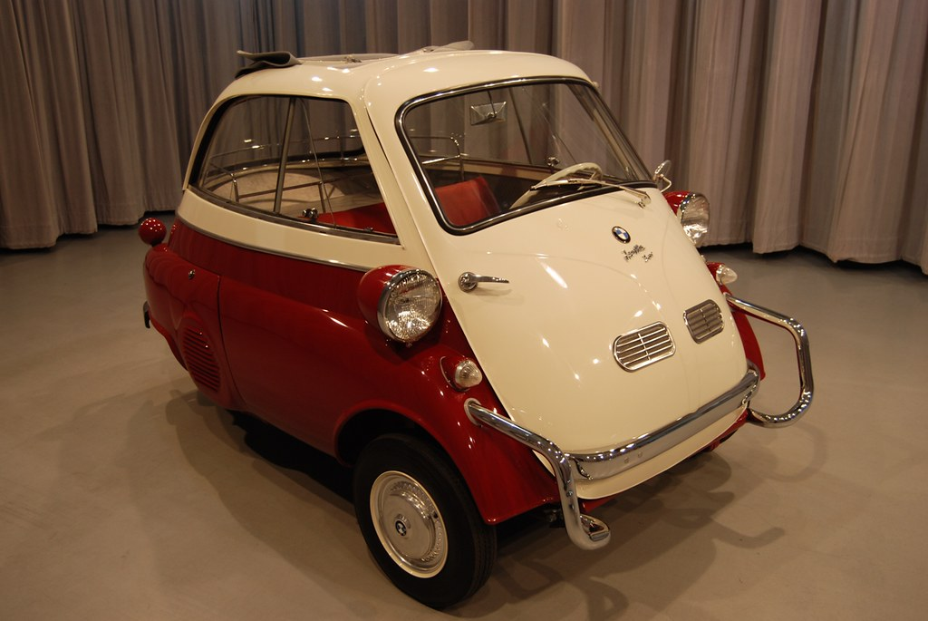 1957 BMW Isetta 300 Now for Sale | We now have our great lit