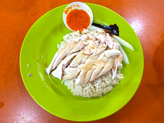 Hainanese Chicken Rice | by mariamjaan