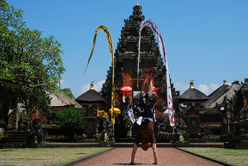 Temples Puseh & Desa Handstand | by Boring Lovechild