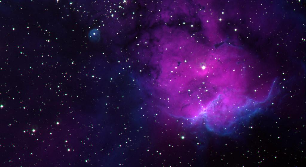 NGC 2467 SIIHaOIII close crop photo - strongmanmike2002 photos at ...