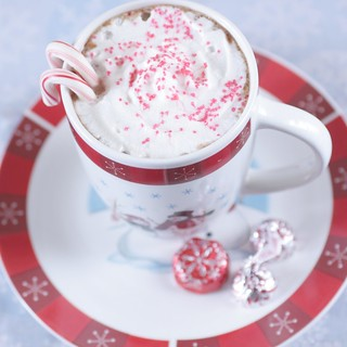 Peppermint Hot Chocolate | by Madison Bistro