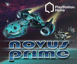 PlayStation Home Anniversary - Novus Prime | by PlayStation.Blog
