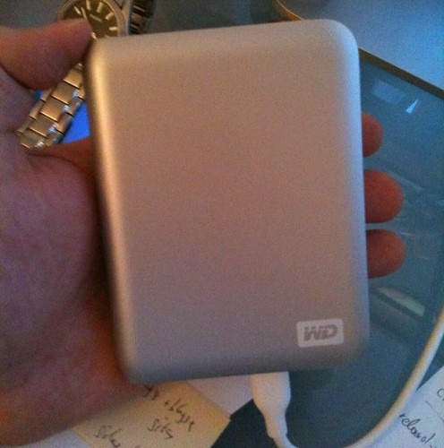 WD My Passport SE 1 TB USB | by eternalstorms