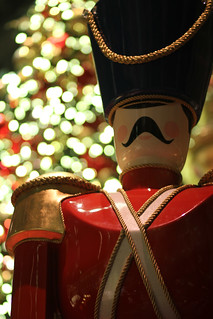 ballagio christmas garden 2011 toy soldier | by VSELLIS