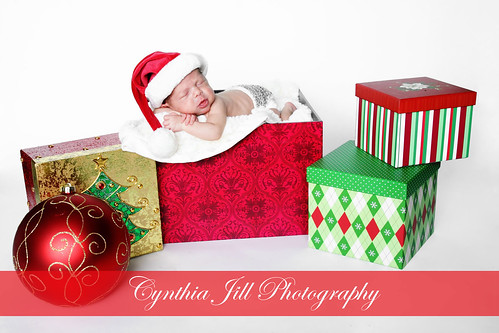 An Early Christmas Present | by Cynthia Jill Photography
