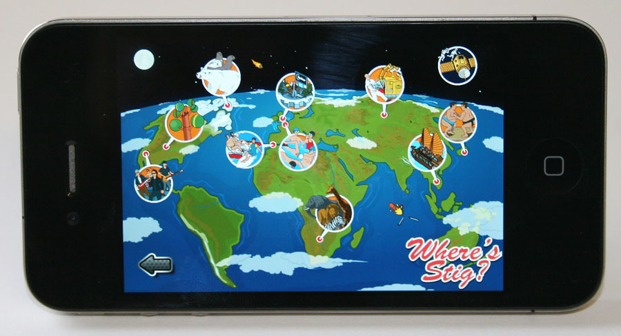 Top gear wheres stig apple iphone ipad app world map flickr world map by rod top gear wheres stig apple iphone ipad app world map by rod gumiabroncs Gallery