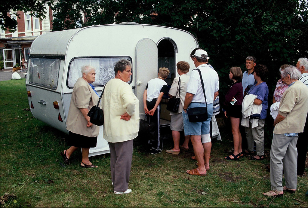Friedrichstadt, Germany, 1999   by Lasse Persson