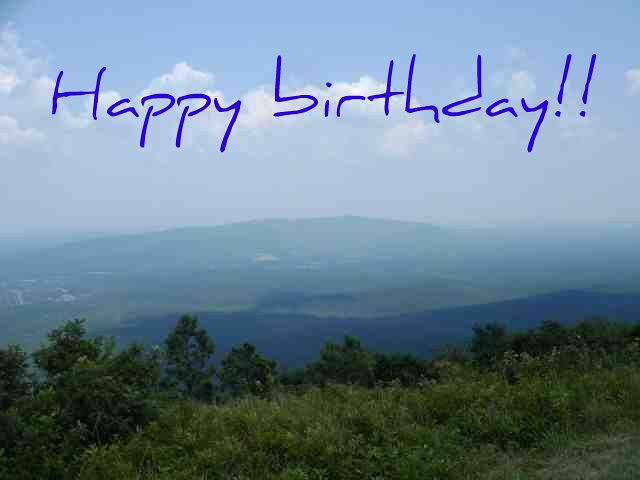 happy birthday mountains Happy birthday, Winding Stair Mountains   The Talimena Drive…   Flickr happy birthday mountains