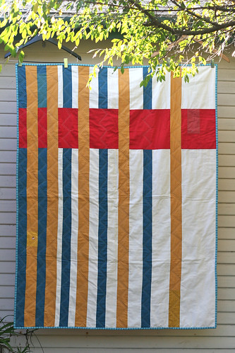 Baby Harvatine Quilt | by alissahcarlton