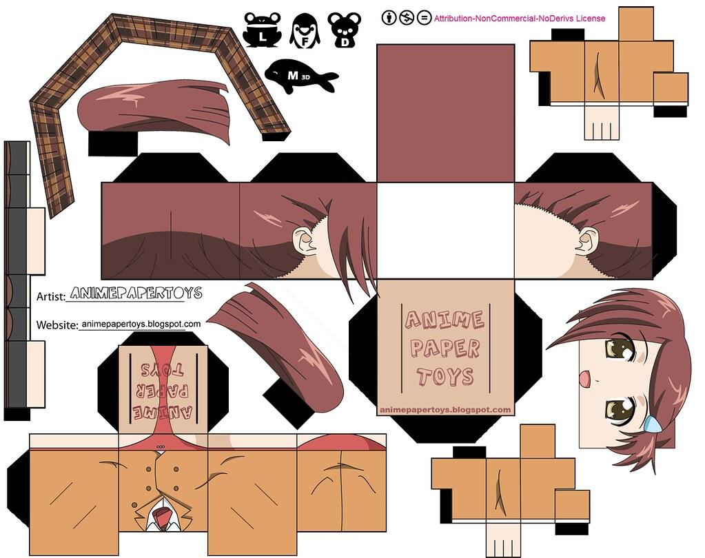 ako suminoe kissxsis animepapertoys flickr