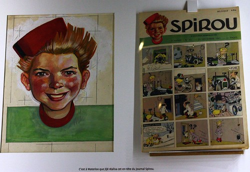 Spirou - Old comic album | by Sokleine