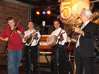 fiddle player and band | by delmccouryband