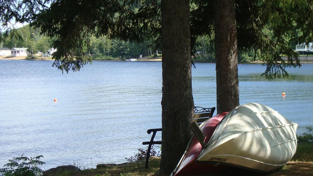 location chalet lac hénault