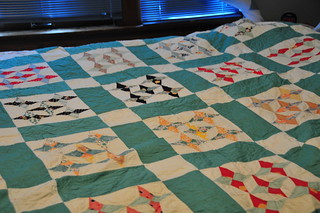 great grandmother annie's quilts | by julochka