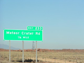Meteor Crater Road 2 | by Meteorite Times Magazine