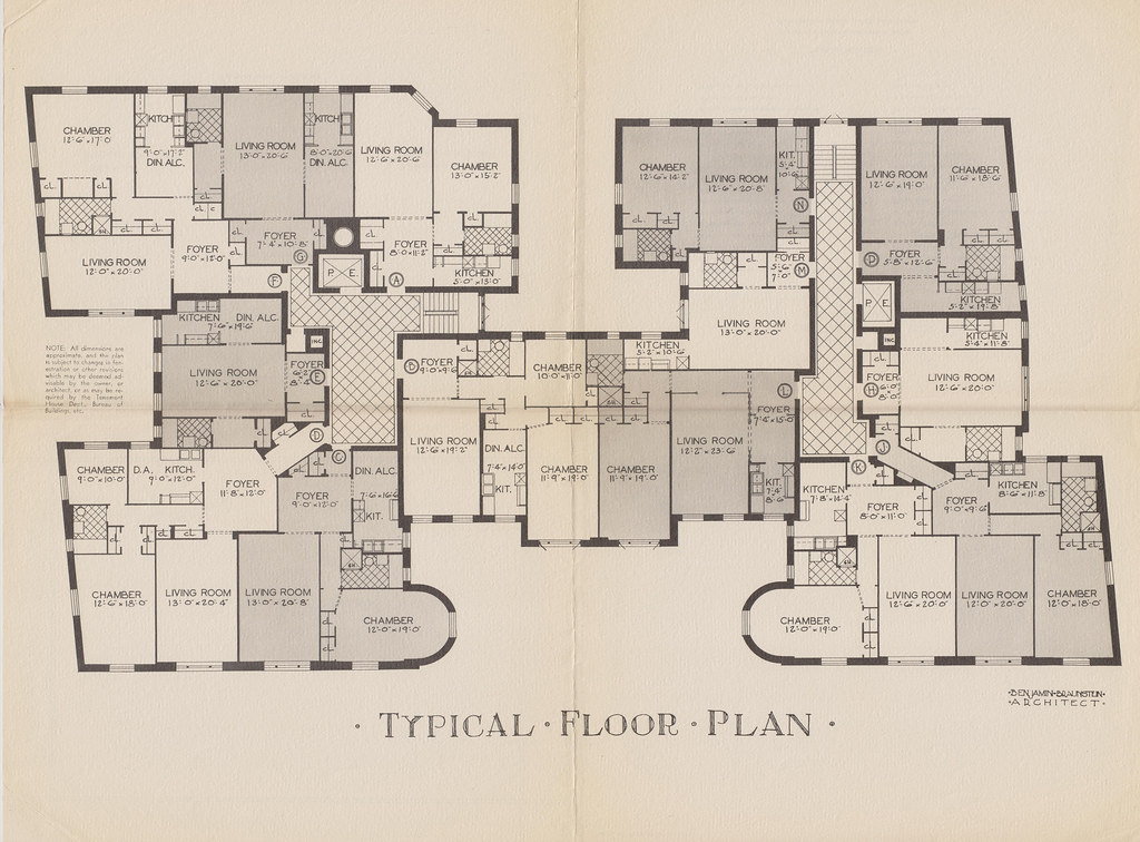 Hampshire house 110 31 73rd rd forest hills ny blueprint flickr hampshire house 110 31 73rd rd forest hills ny blueprint by rego forest malvernweather Gallery