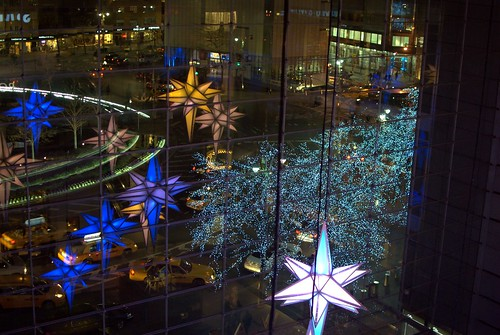 Columbus Circle Holiday Stars | by jbylund