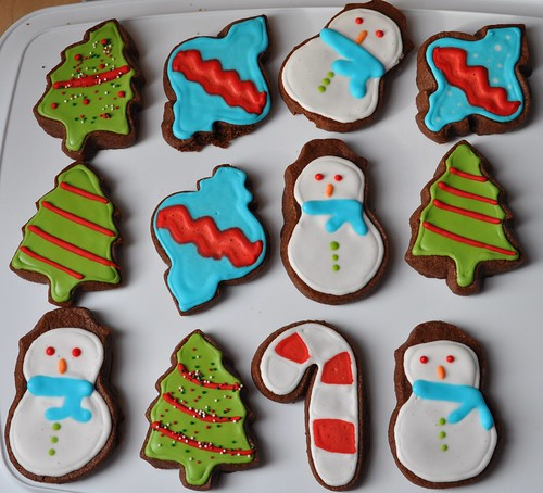 Christmas cookies | by Sugar for the Brain