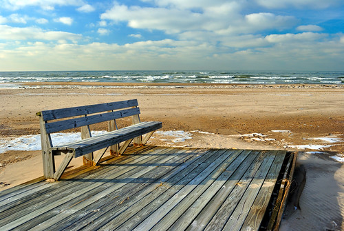 Beach Bench | by papajoesm