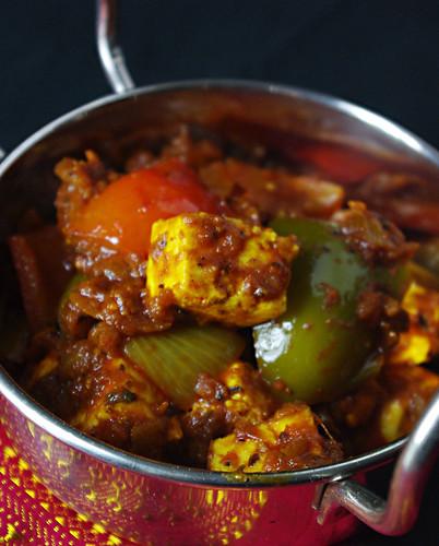 cuisine indienne kadhai paneer un fameux plat indien le k flickr. Black Bedroom Furniture Sets. Home Design Ideas