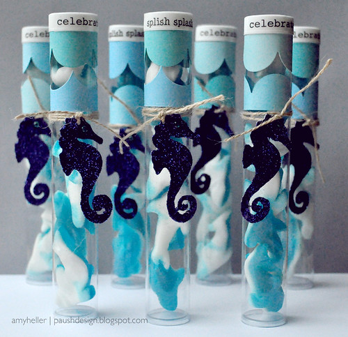 Under the Sea Birthday Party Tubes | by Amy_Heller