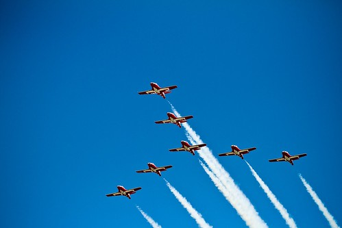 Canadian Snowbirds | by drew4c