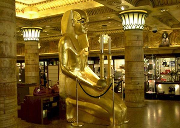 Harrods Egyptian Room   Mark Zabala   Flickr