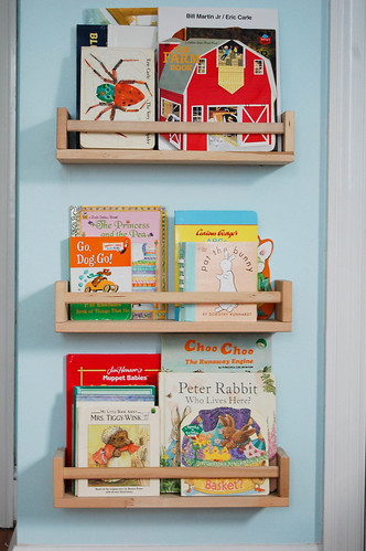 Ikea Bekvam Bookshelves | by LillianClaire