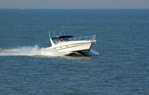 Boat on the great lakes | by michiganseagrant