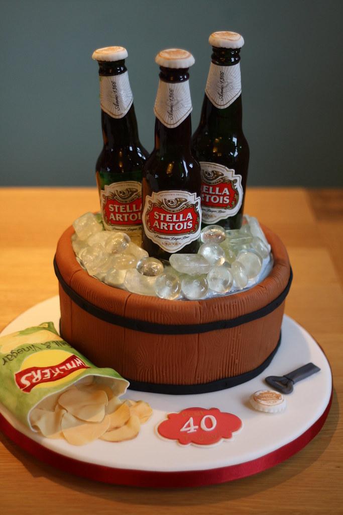 Birthday cakes for men Flickr