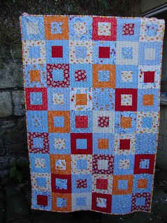 Christopher's Quilt | by Scissors & Thread