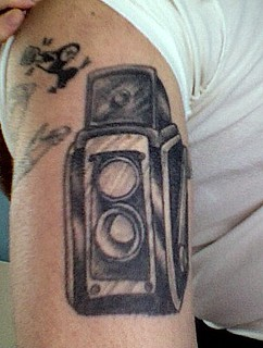 my TLR tattoo | by synthsis