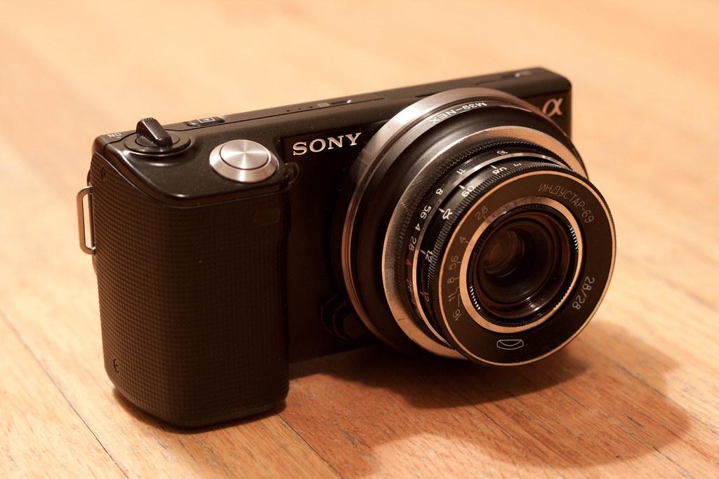 Sony nex 5 industar 69 28mm f28 pancake the lens ada flickr sony nex 5 industar 69 28mm f28 pancake by johntcosta sciox Images