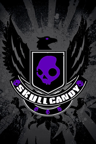 SkullCandy Army Phone Wallpaper