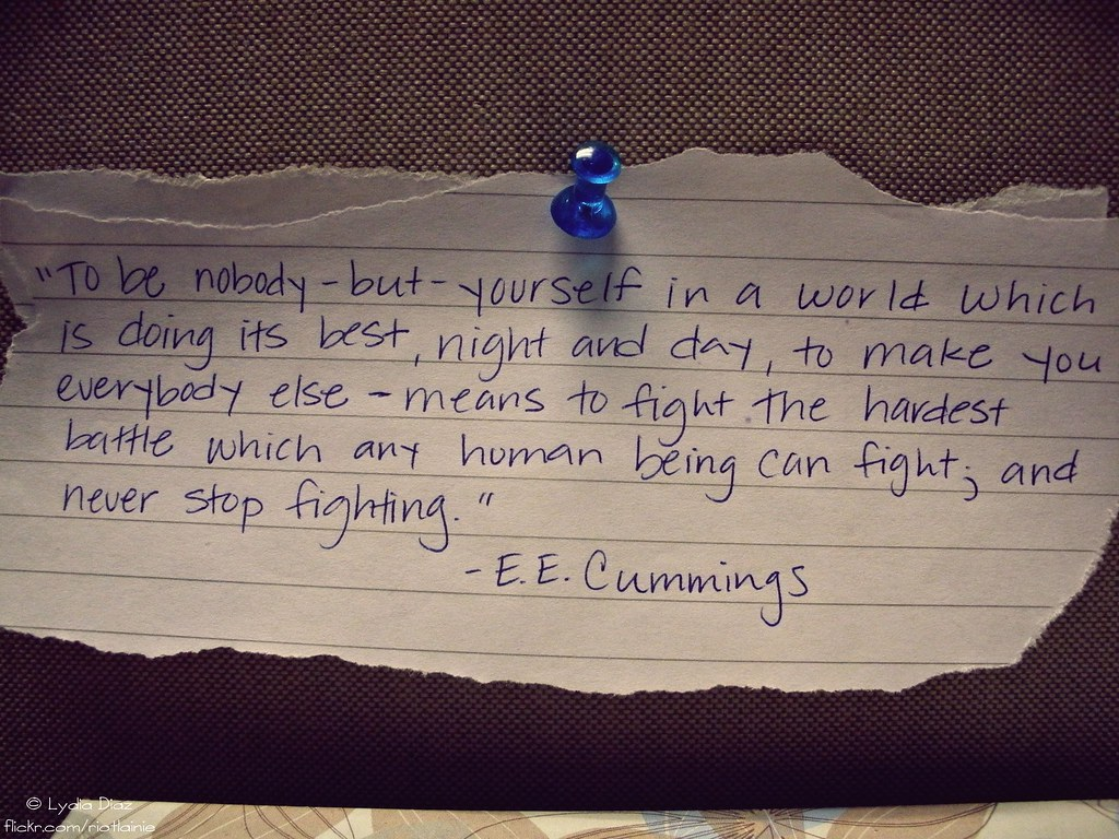 Help writing my paper in-just by e. e. cummings