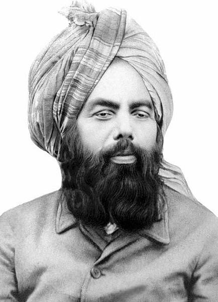 Image result for mirza ghulam all qadiani