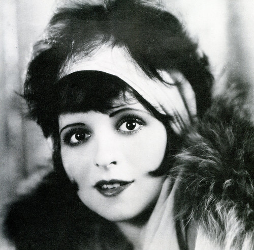 Clara Bow | by classic film scans