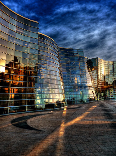 HDR Christchurch Art Gallery at Sunset Part2 | by Dan @ DG Images