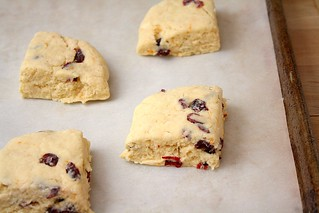 Cranberry Orange Scones | by Tracey's Culinary Adventures